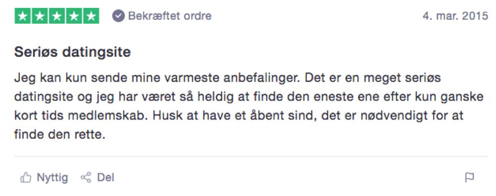 40plus.dk trustpilot