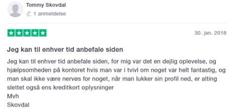 trustpilot senior.dk