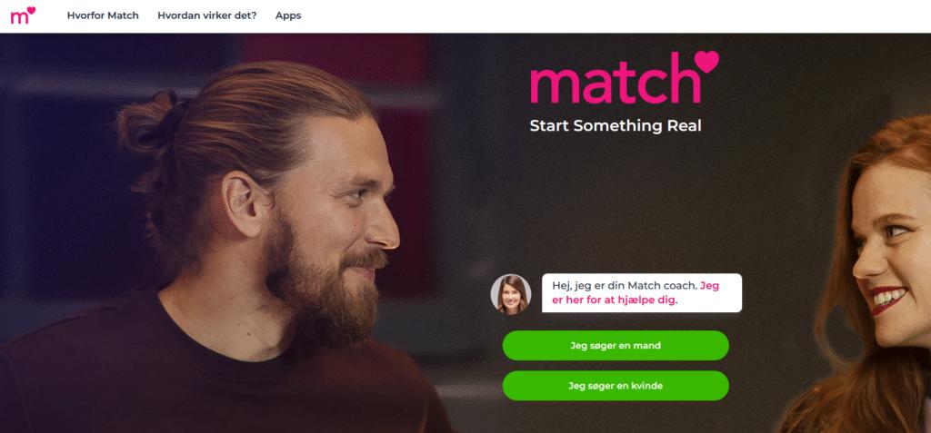 Online dating sider - her finder du en kæreste