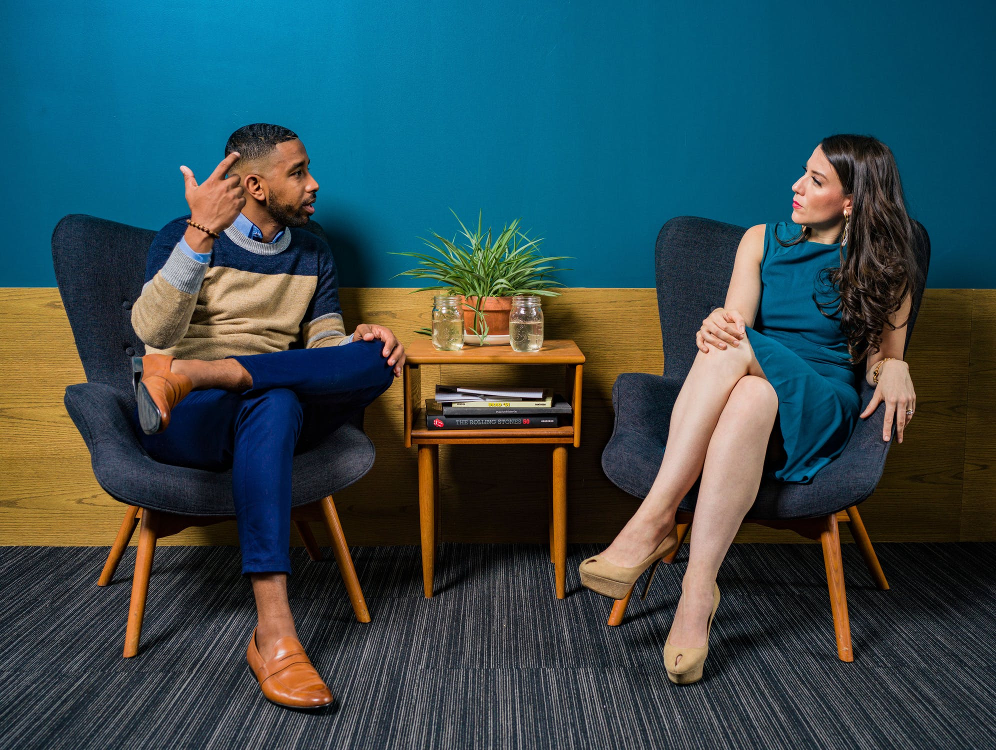 Samtale emner første date